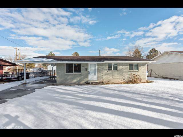 3229 S 4355 W, West Valley City, UT 84120 (#1649635) :: Doxey Real Estate Group