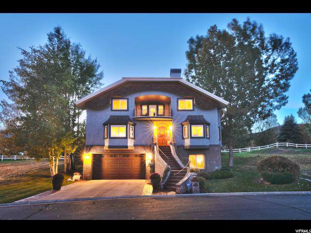 1075 N Warm Springs Rd, Midway, UT 84049 (#1649641) :: Colemere Realty Associates