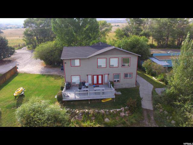 1272 Highway 89, Fish Haven, ID 83287 (#1649644) :: The Fields Team