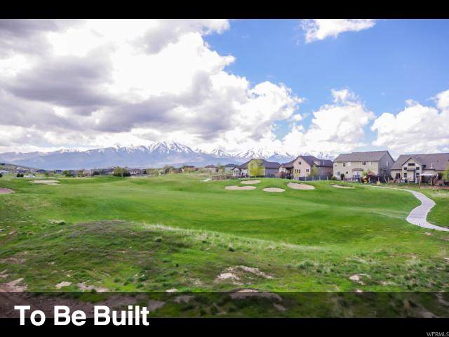 8706 N Pebble Aly, Eagle Mountain, UT 84005 (#1649661) :: Red Sign Team
