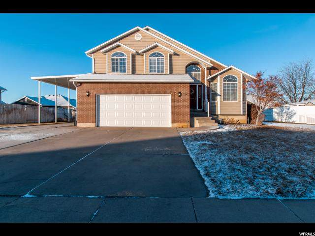 2487 N 1220 W, Clearfield, UT 84015 (#1649675) :: Red Sign Team