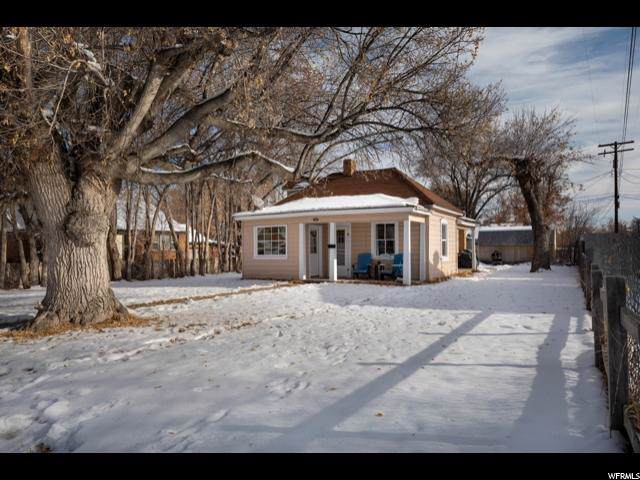 152 N 400 E, Vernal, UT 84078 (#1649689) :: Doxey Real Estate Group