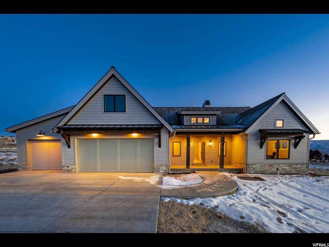 982 E Mill Rd #14, Heber City, UT 84032 (MLS #1649691) :: High Country Properties