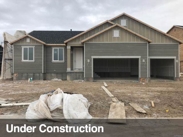6022 S 4400 W #35, Hooper, UT 84315 (#1649692) :: Doxey Real Estate Group