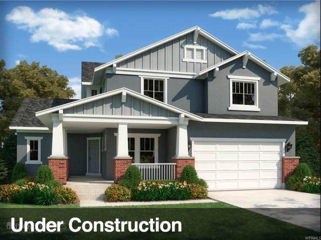 2034 E Pepper View Cir, Sandy, UT 84092 (#1649695) :: The Fields Team