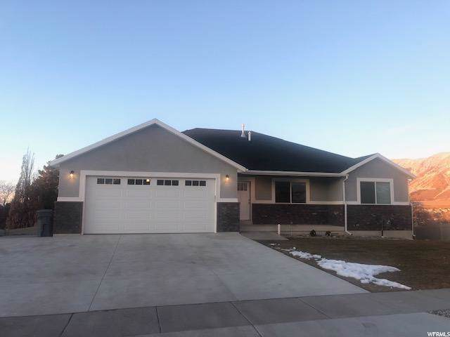 195 E Chateau Dr, Perry, UT 84302 (#1649701) :: The Fields Team