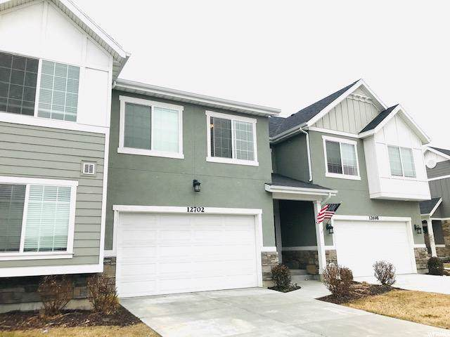 12702 S Stone Heights Dr #417, Riverton, UT 84065 (#1649702) :: The Fields Team