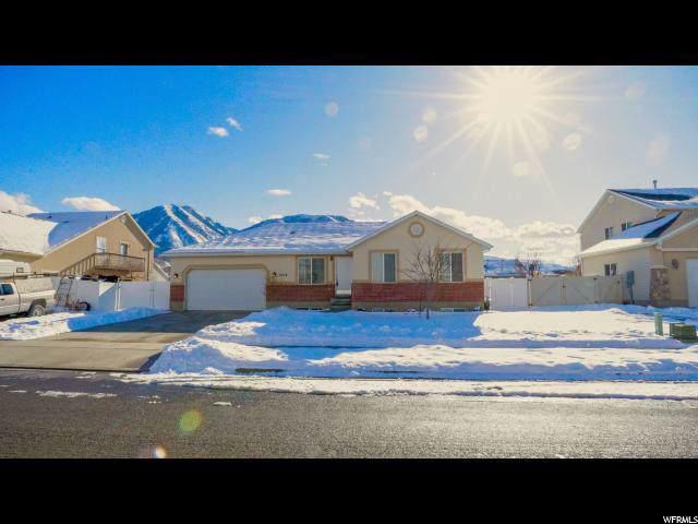 2416 E 1610 S, Spanish Fork, UT 84660 (#1649704) :: Big Key Real Estate