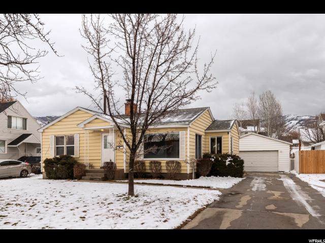 818 N 200 W, Bountiful, UT 84010 (#1649705) :: Red Sign Team