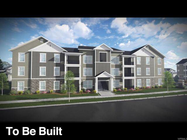 1772 W Stone Gate Dr L301, Saratoga Springs, UT 84045 (#1649735) :: Red Sign Team