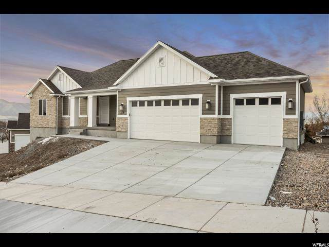 319 E 1370 S #109, Payson, UT 84651 (#1649746) :: Doxey Real Estate Group