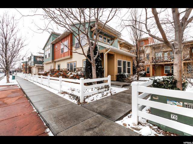 1026 N Shepard Creek Pkwy W #1, Farmington, UT 84025 (#1649747) :: Red Sign Team