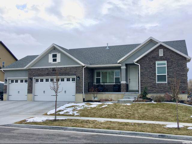 5 W Delgada Ln N, Stansbury Park, UT 84074 (#1649789) :: Red Sign Team