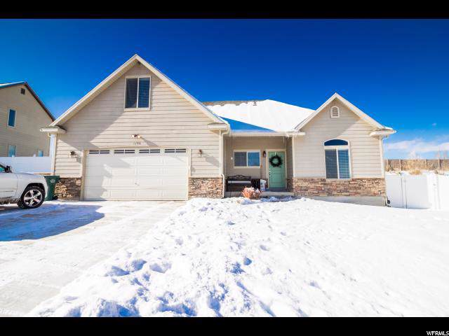 3796 S 475 W, Vernal, UT 84078 (#1649791) :: The Canovo Group