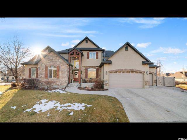 1906 E Keystone Ct S, Heber City, UT 84032 (#1649800) :: Doxey Real Estate Group