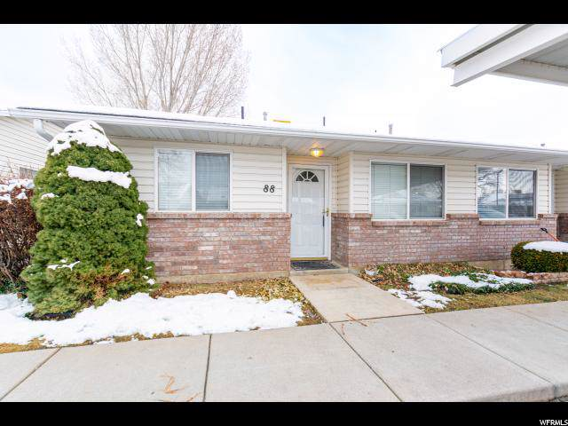 1501 S Monroe Blvd #88, Ogden, UT 84404 (#1649801) :: Doxey Real Estate Group