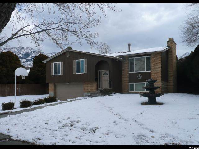 6879 S Nye Dr, Salt Lake City, UT 84121 (#1649806) :: The Fields Team