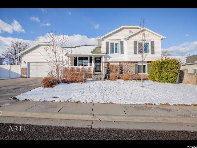 4282 S Long Valley Dr W, West Valley City, UT 84128 (#1649812) :: Red Sign Team