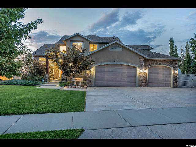 675 E Rocky Mouth Ln, Draper, UT 84020 (#1649815) :: Colemere Realty Associates