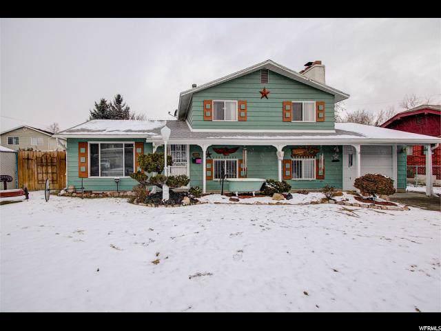 3576 S 3270 W, West Valley City, UT 84119 (#1649817) :: Big Key Real Estate