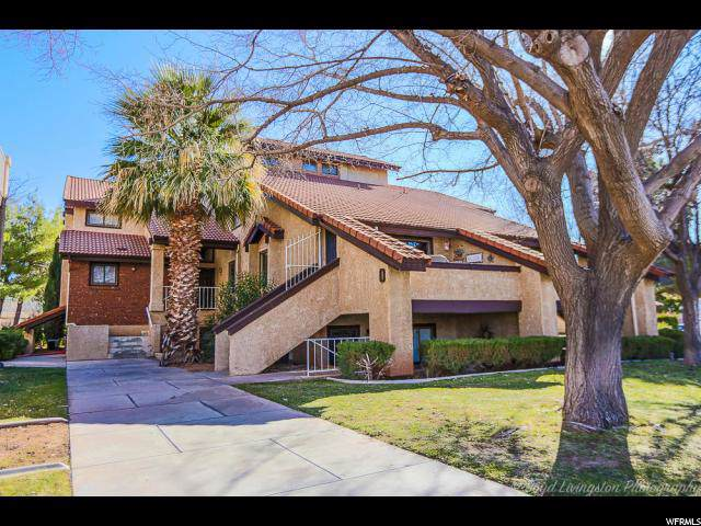 860 S Village Rd O-4, St. George, UT 84770 (#1649832) :: Doxey Real Estate Group
