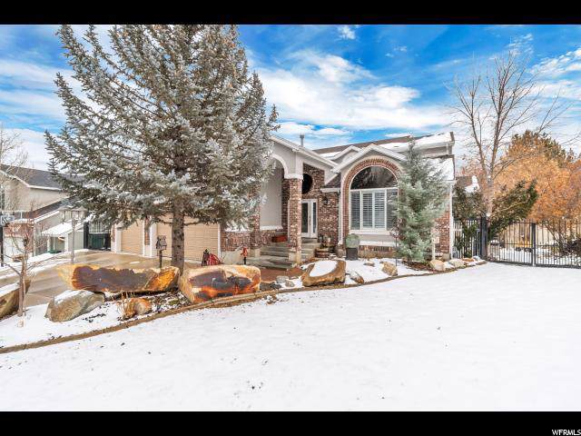 4759 Chestnut Glen Dr, Murray, UT 84107 (#1649843) :: Bustos Real Estate | Keller Williams Utah Realtors
