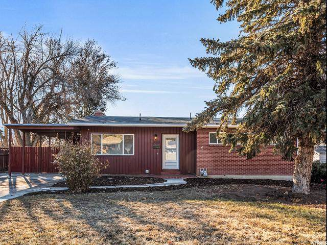3745 S 1248 E, Salt Lake City, UT 84106 (#1649847) :: Big Key Real Estate