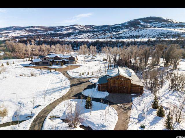 2202 E State Highway 35, Kamas, UT 84036 (#1649851) :: Colemere Realty Associates