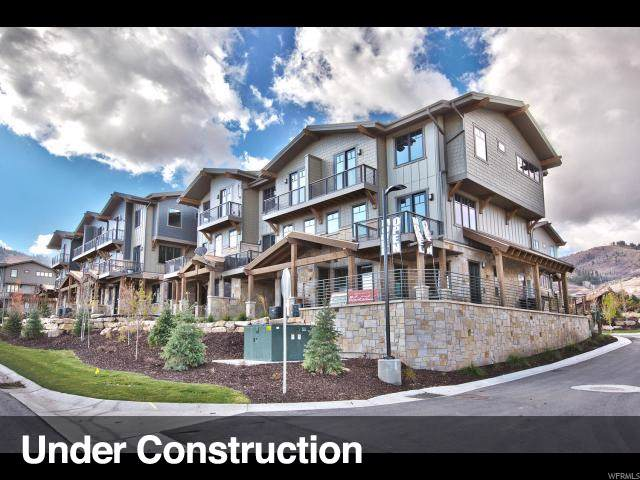 3751 Blackstone 1J, Park City, UT 84098 (#1649875) :: Doxey Real Estate Group