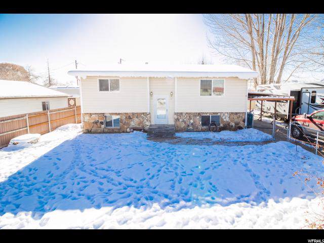 452 E 450 S, Vernal, UT 84078 (#1649878) :: The Canovo Group