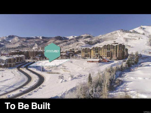 2670 W Canyons Resort Dr #129, Park City, UT 84098 (MLS #1649883) :: High Country Properties