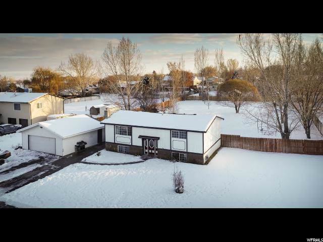 937 W 1100 S, Vernal, UT 84078 (#1649916) :: Big Key Real Estate