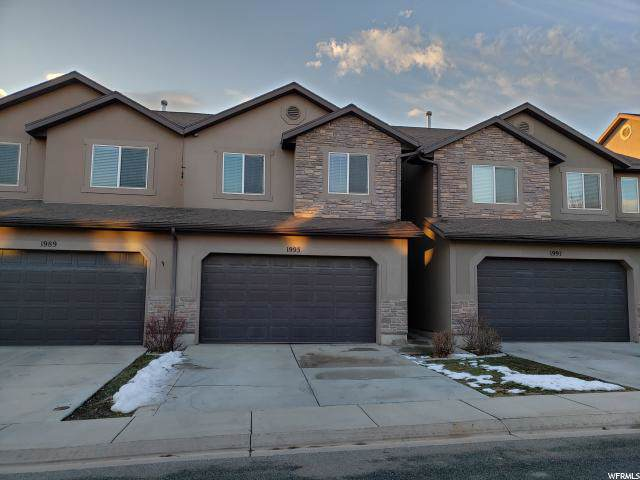 1993 N Belmont Dr, Saratoga Springs, UT 84045 (#1649933) :: Doxey Real Estate Group