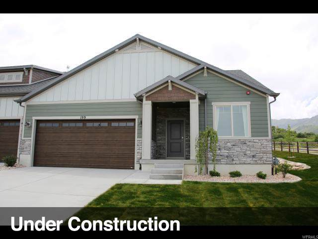 156 W Hillside Dr N #41, Elk Ridge, UT 84651 (#1649942) :: Big Key Real Estate