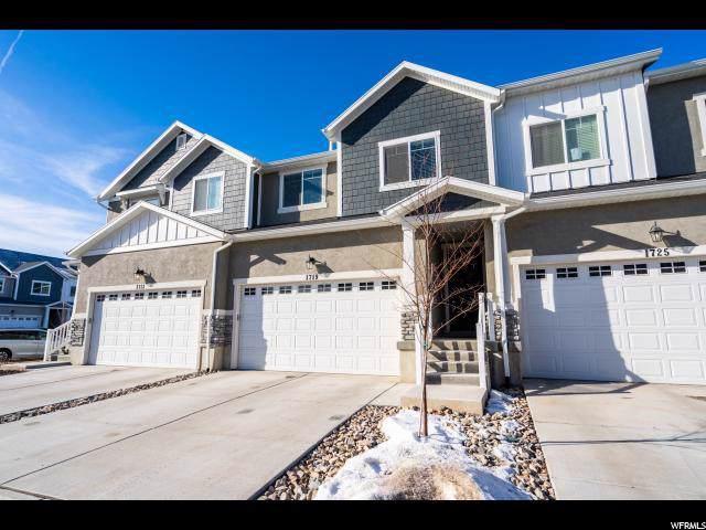 1719 N 3780 W, Lehi, UT 84043 (#1649946) :: Doxey Real Estate Group