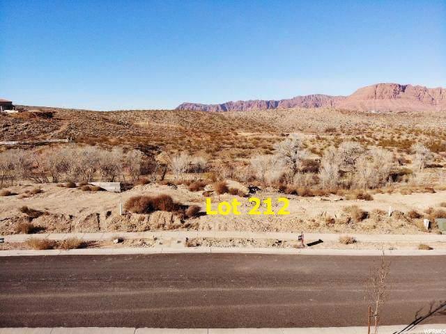 1487 Colbey Lp, Santa Clara, UT 84765 (MLS #1649962) :: Lawson Real Estate Team - Engel & Völkers