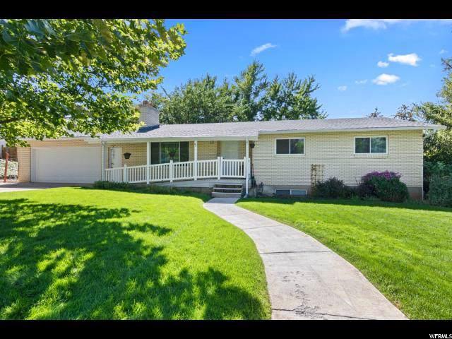 44 S Astor, Elk Ridge, UT 84651 (#1649966) :: Big Key Real Estate