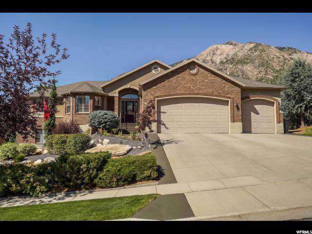 260 W 4200 N, Pleasant View, UT 84414 (#1649973) :: Red Sign Team
