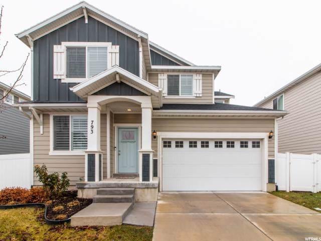 793 W Gouda Ct, Midvale, UT 84047 (#1649984) :: Bustos Real Estate | Keller Williams Utah Realtors