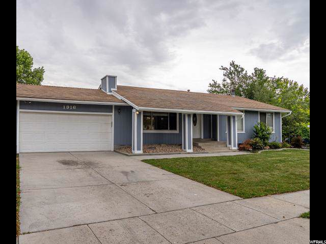1916 W Running Springs Dr, West Jordan, UT 84084 (#1649985) :: Colemere Realty Associates