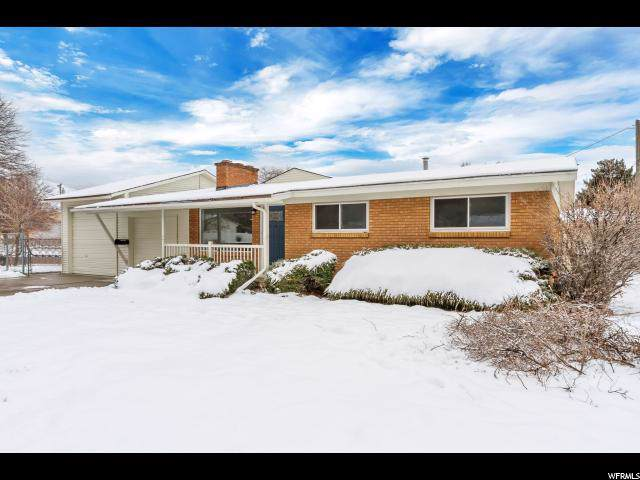 405 N Highland Blvd, Brigham City, UT 84302 (#1649986) :: Red Sign Team