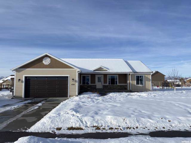 434 S River Blfs, Francis, UT 84036 (#1649994) :: Big Key Real Estate