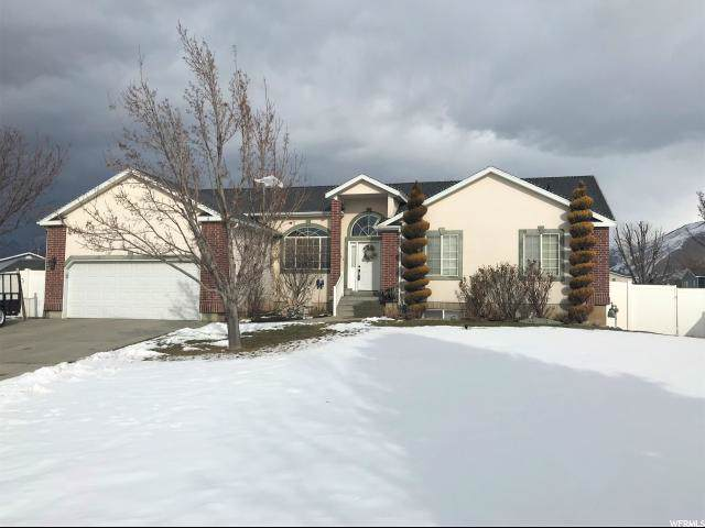 2661 E 1620 S, Spanish Fork, UT 84660 (#1650033) :: Big Key Real Estate