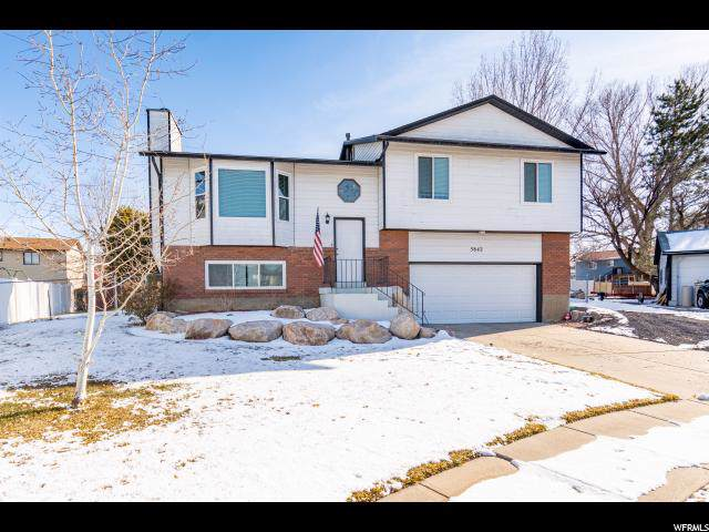 5842 S 2825 W, Roy, UT 84067 (#1650053) :: Big Key Real Estate