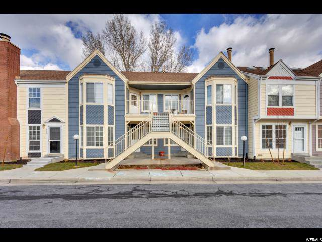 1392 W Beacon Hill Cir S #149, Taylorsville, UT 84123 (#1650061) :: RE/MAX Equity