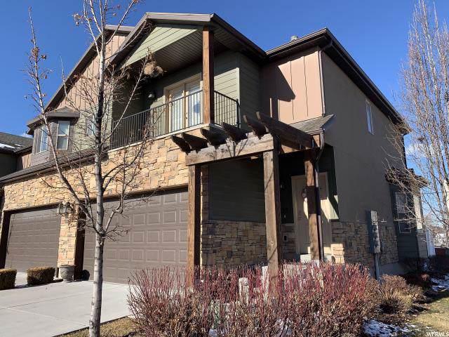 53 E Fall Station Way S, Midvale, UT 84047 (#1650067) :: Bustos Real Estate | Keller Williams Utah Realtors