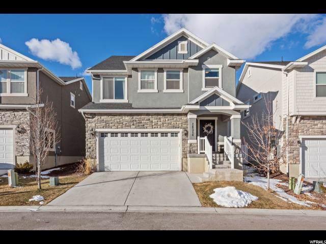 14514 S Yellow Topaz Dr, Herriman, UT 84096 (#1650077) :: Bustos Real Estate | Keller Williams Utah Realtors