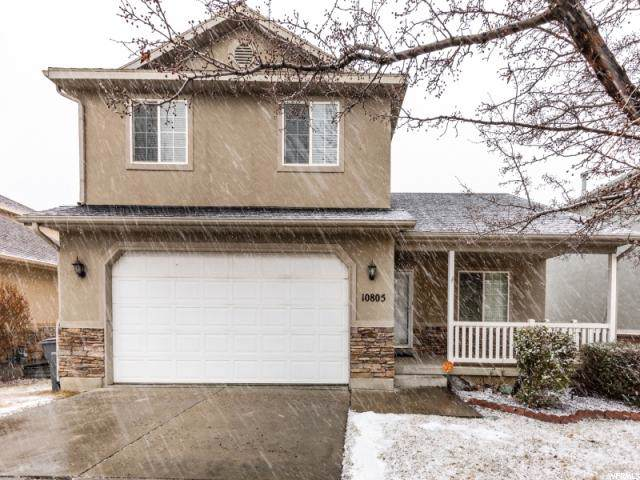 10805 S Pine Grove Way, South Jordan, UT 84009 (#1650096) :: Red Sign Team