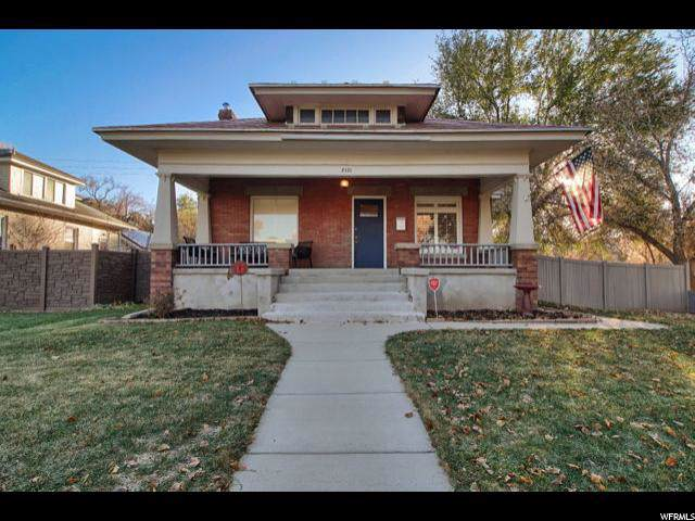 2321 S Windsor St E, Salt Lake City, UT 84106 (#1650102) :: Doxey Real Estate Group