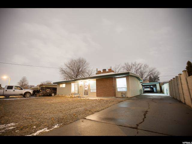 3240 S Lehi Dr W, West Valley City, UT 84119 (#1650120) :: Doxey Real Estate Group